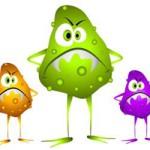 bakterier i köket orsakar matförgiftning